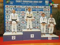 2017-10-28 - Koper (Słowenia) - Cadet European Judo Cup - Puchar Europy Juniorów Młodszych